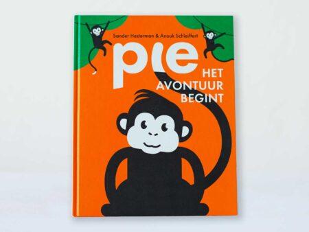 aapje Pie Prentenboek Pie het avontuur begint PIE2020-001 kraamcadeau - Coco kan het! Nijntje