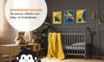 Binnenkort online aapje Pie nieuwe collectie baby- en kinderkamer accessoires/decoratie